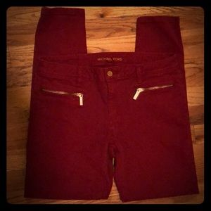 Micheal Kors size 10 skinny jeans